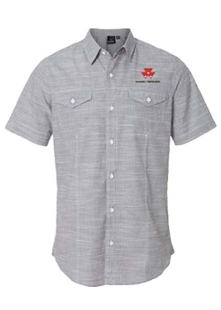 Massey Ferguson Textured Shirt Thumbnail