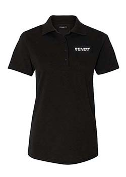 Fendt Women's Silk Touch Polo Thumbnail