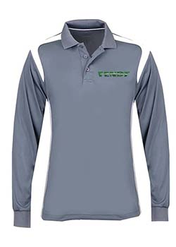 Fendt Long Sleeve Polo Thumbnail
