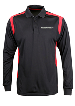 Gleaner Long Sleeve Polo Thumbnail