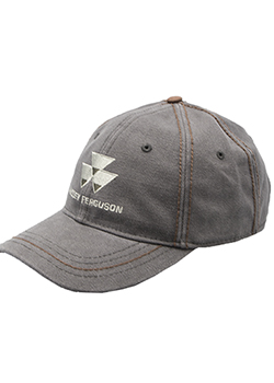 Massey Ferguson Washed Canvas Hat Thumbnail