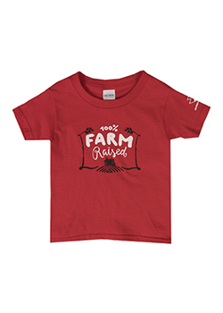Massey Ferguson Toddler T-Shirt Thumbnail
