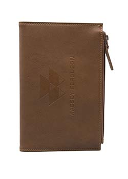 Massey Ferguson Leather Notebook Thumbnail