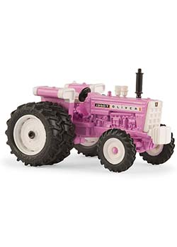 1:64 Pink Oliver 1950T Thumbnail