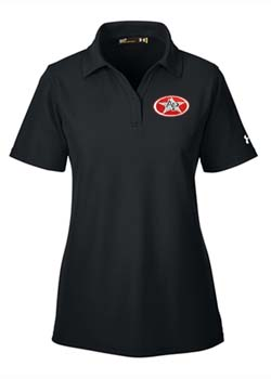 Women's AP Under Armour Polo Thumbnail