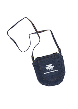 Massey Ferguson Denim Pocket Bag Thumbnail