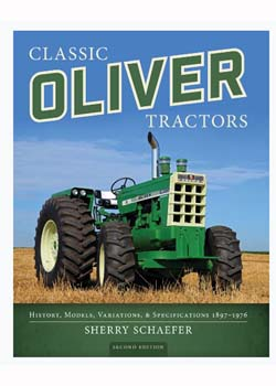 Oliver Tractor Book Thumbnail