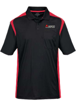 AGCO Blitz Pocket Polo Thumbnail