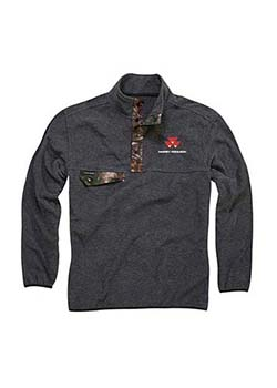 Massey Ferguson Dri Duck Fleece Pullover Thumbnail