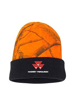 Massey Ferguzon Blaze Realtree Knit Hat Thumbnail