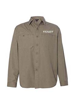 Fendt Dri Duck Performance Work Shirt Thumbnail
