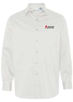 AGCO Van Heusen Dress Shirt Thumbnail