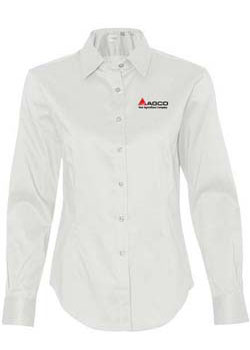 AGCO Ladies Van Heusen Dress Shirt Thumbnail