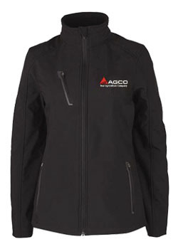 AGCO Ladies Soft Shell Jacket Thumbnail
