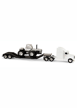 1:64 Scale Semi with White 4-175 4WD Thumbnail