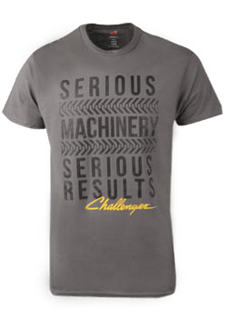 Challenger Serious Machinery Tee II Thumbnail