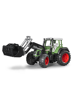 1:16 Scale Fendt Favorite 926 Vario with Frontloader Thumbnail