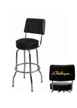Challenger Counter Stool with Back Thumbnail