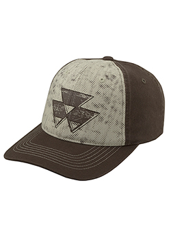 Massey Ferguson Distressed Logo Hat Thumbnail