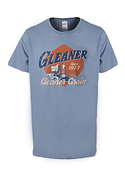 Gleaner Cleaner Grain Vintage T-shirt Thumbnail