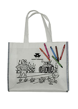 Massey Ferguson Reflective Coloring Bag Thumbnail