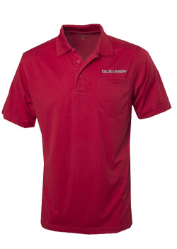 Gleaner Polo Shirt with Pocket Thumbnail