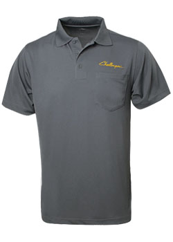 Challenger Polo Shirt with Pocket Thumbnail