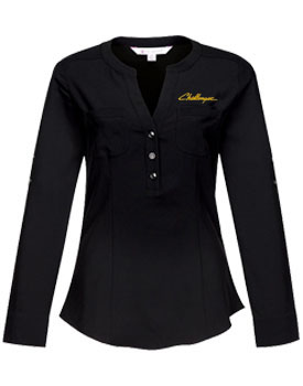 Challenger Women's Adjustable-Sleeves Shirt Thumbnail