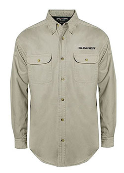 Gleaner Long-Sleeve Fleece Shirt Jacket Thumbnail