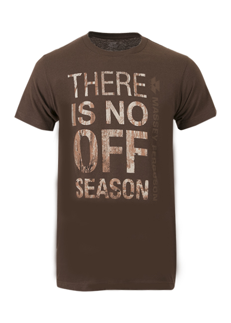 Massey Ferguson No Off Season T-Shirt | AGCO