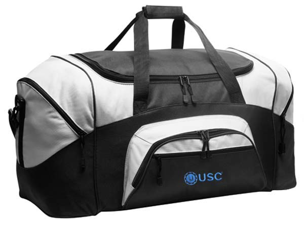 USC Large Duffle Bag Image