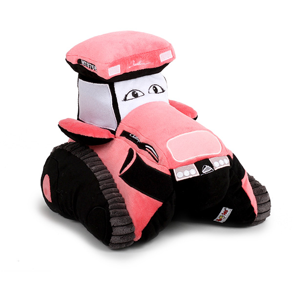 Tractor Pillow Pet : Product detail challenger mt e tractor pink pillow pet