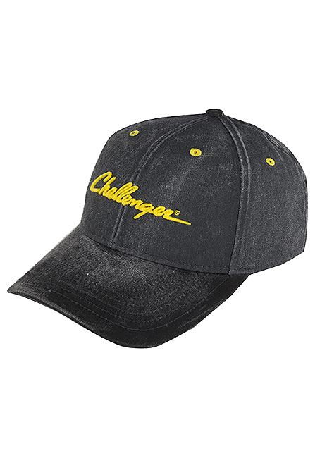 Challenger Pigment Dyed 3D Logo Hat Image